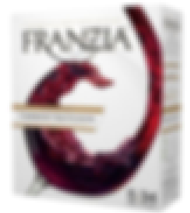 Cabernet Sauvignon is listed (or ranked) 3 on the list The Very Best Flavors of Franzia Boxed Wine