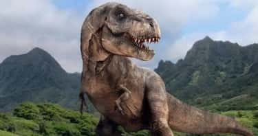 Tyrannosaurus Rex is listed (or ranked) 2 on the list List of Dinosaurs That Appear In Jurassic World