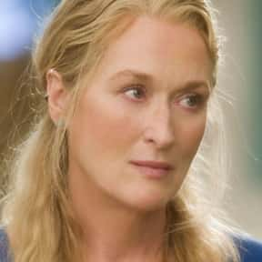 Donna Sheridan is listed (or ranked) 2 on the list The Greatest Characters Played by Meryl Streep, Ranked