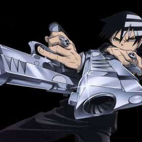 Death the Kid is listed (or ranked) 2 on the list The 30+ Most Badass Anime Characters Who Dual Wield Weapons