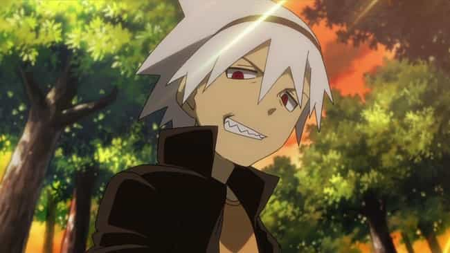 Soul Eater Evans is listed (or ranked) 1 on the list 12 Anime Characters Who Can Turn Into Weapons