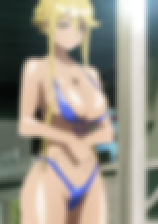 Shizuka Marikawa is listed (or ranked) 1 on the list Sexiest Anime Girls with Big Boobs