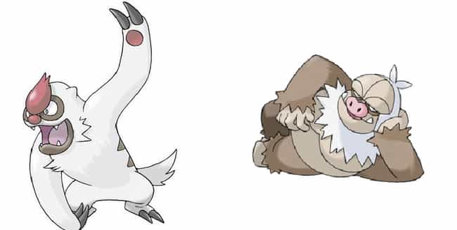 Vigoroth is listed (or ranked) 1 on the list 13 Pokémon Whose Middle Evolutions Are Cooler Than Their Final Forms