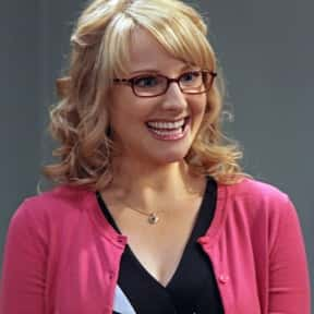 Bernadette Rostenkowski is listed (or ranked) 19 on the list The Funniest Female TV Characters