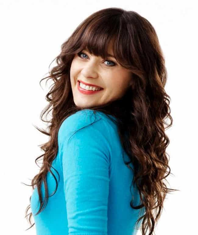 """Jessica """"Jess""""... is listed (or ranked) 2 on the list The Best Bangs That Ever Existed on Television"""