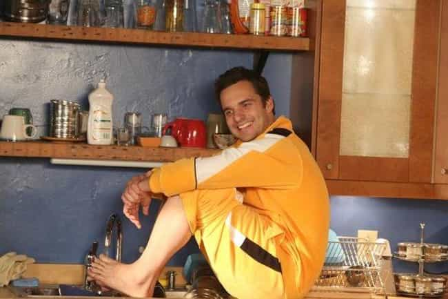 Nick Miller is listed (or ranked) 3 on the list TV Characters Who Would Make Horrible Roommates