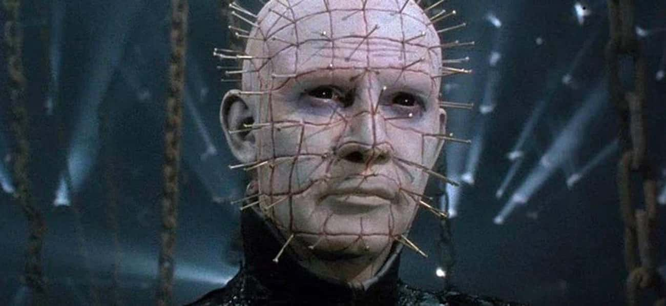Gemini - Pinhead is listed (or ranked) 3 on the list Based On Your Zodiac Sign, Which Horror Movie Villain Would You Be?