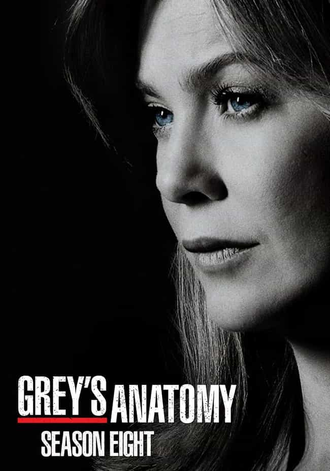 Grey's Anatomy - Season 8 is listed (or ranked) 1 on the list The Best Seasons of Grey's Anatomy