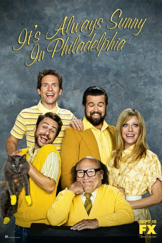 It's Always Sunny in Phi... is listed (or ranked) 3 on the list The Best Seasons of 'It's Always Sunny in Philadelphia'