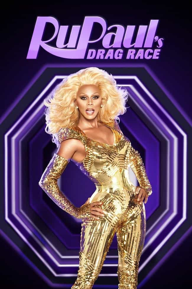 RuPaul's Drag Race - Sea... is listed (or ranked) 4 on the list Ranking the Best Seasons of 'RuPaul's Drag Race'