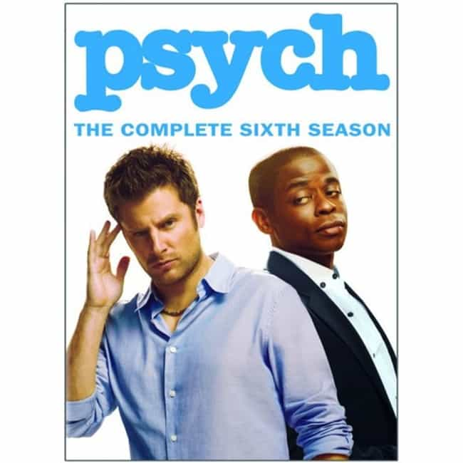 The Best Seasons of Psych