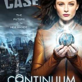 Continuum is listed (or ranked) 9 on the list The Best Sci-Fi Thriller Series Ever Made