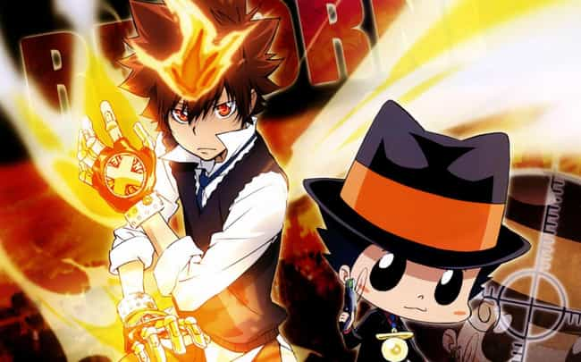 Reborn! is listed (or ranked) 4 on the list The Best Anime Like Beelzebub