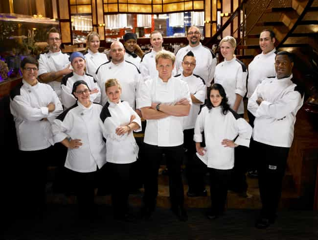 hells kitchen us season is listed or ranked - Hells Kitchen Season 3