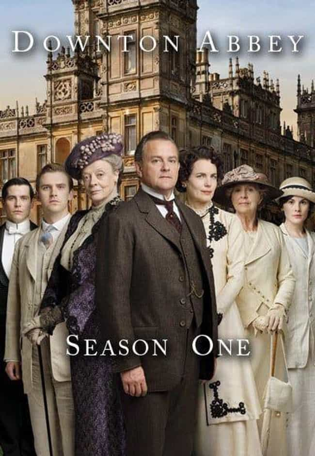 Downton Abbey - Season 1... is listed (or ranked) 1 on the list The Best Seasons of 'Downton Abbey'