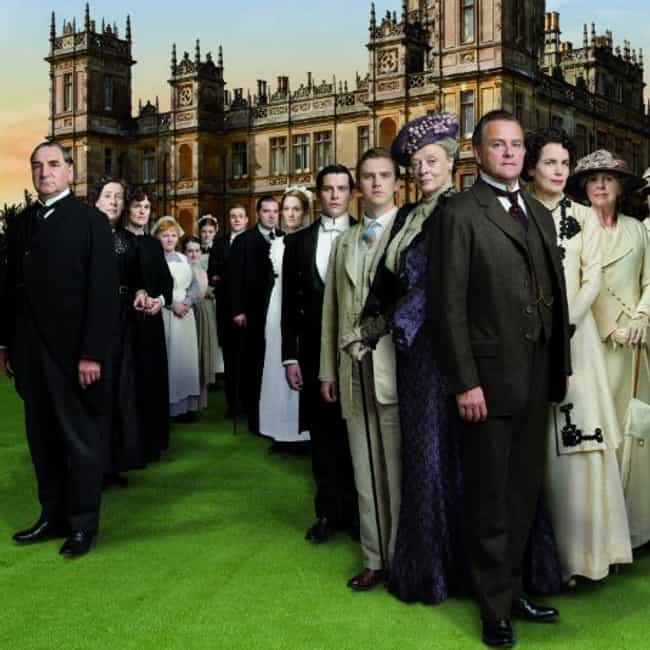 Downton Abbey - Season 1 is listed (or ranked) 1 on the list The Best Seasons of Downton Abbey