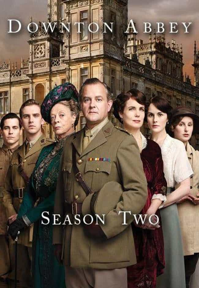 Downton Abbey - Season 2... is listed (or ranked) 3 on the list The Best Seasons of 'Downton Abbey'