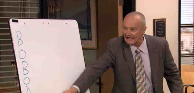 Search Committee (1) is listed (or ranked) 1 on the list The Best Creed Episodes of 'The Office'