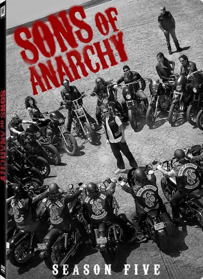 Sons of Anarchy - Season 5 is listed (or ranked) 4 on the list The Best Seasons of Sons Of Anarchy