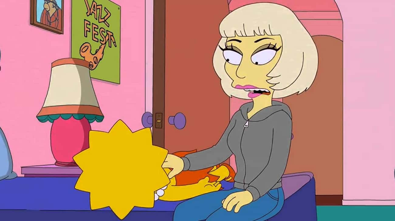 Lisa Goes Gaga is listed (or ranked) 1 on the list The 15 Worst 'Simpsons' Episodes Ever
