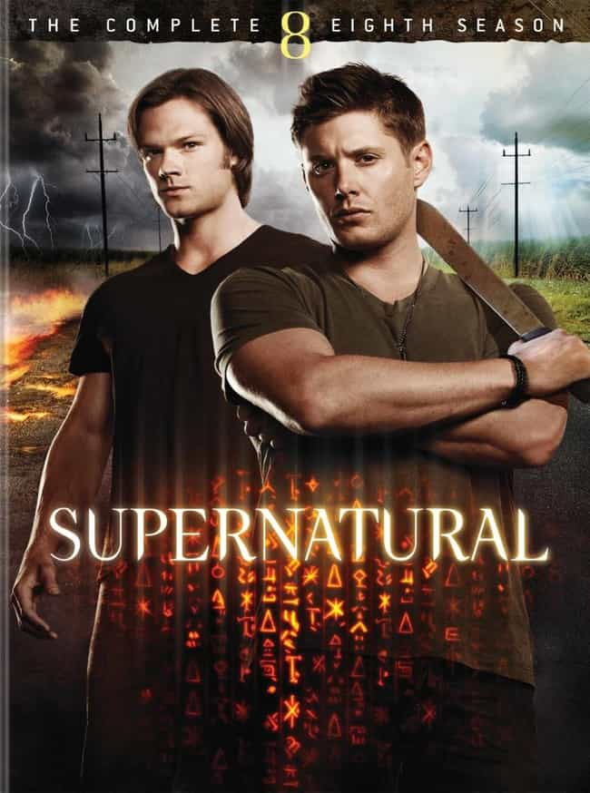Supernatural - Season 8 ... is listed (or ranked) 5 on the list The Best Seasons of 'Supernatural'