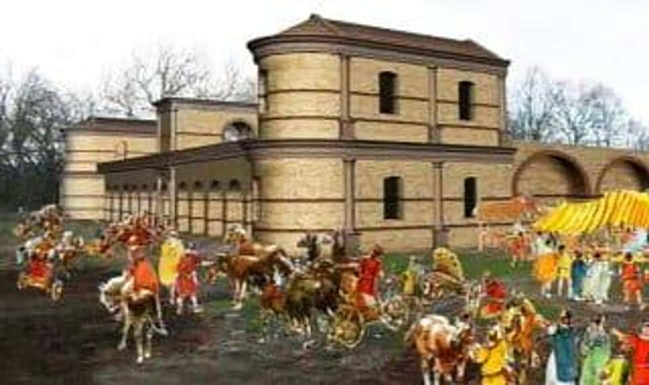 Colchester, Essex - Britain's Lost Roman Circus