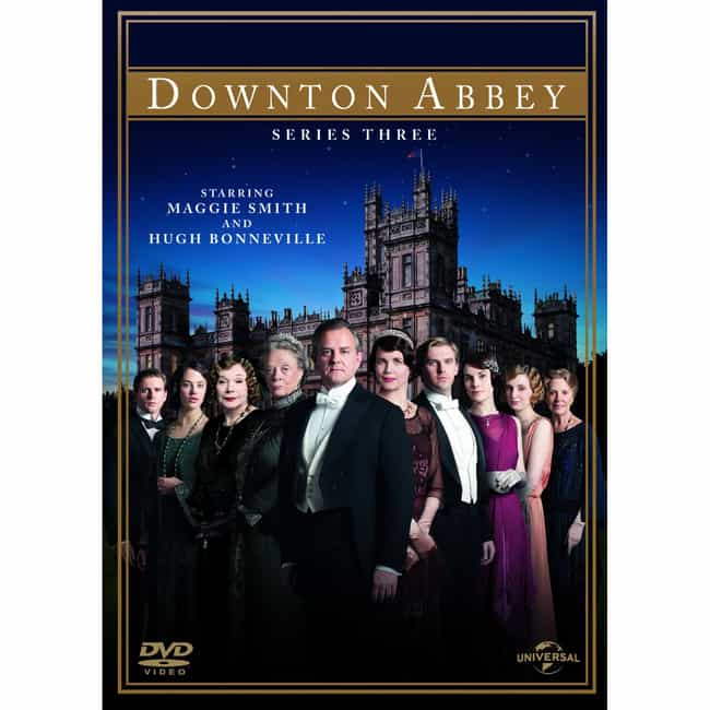 Downton Abbey - Season 3 is listed (or ranked) 2 on the list The Best Seasons of Downton Abbey