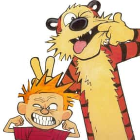 Calvin and Hobbes is listed (or ranked) 20 on the list The Best Duos of All Time