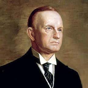 Calvin Coolidge is listed (or ranked) 20 on the list The Greatest U.S. Presidents Of All Time