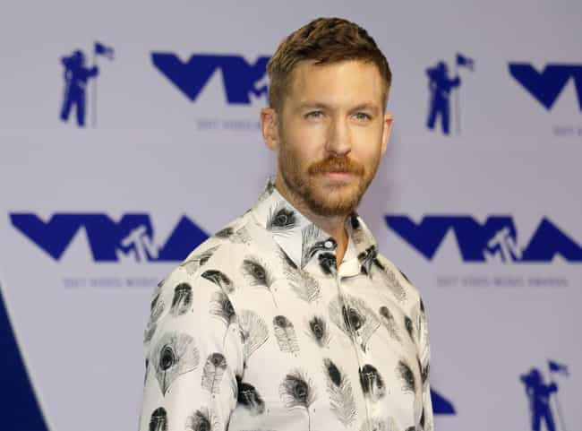 Calvin Harris is listed (or ranked) 3 on the list Taylor Swift's Ex-Boyfriends Describe What It's Like To Date Her