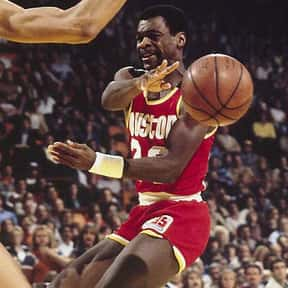 Calvin Murphy is listed (or ranked) 7 on the list The Best Houston Rockets of All Time