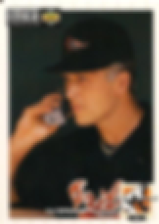 Cal Ripken, Jr. is listed (or ranked) 6 on the list 17 of the Funniest Baseball Cards Ever Printed