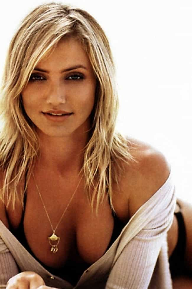 Cameron Diaz is listed (or ranked) 5 on the list The 100+ Hottest Women of the '90s