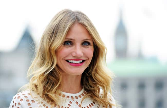 Cameron Diaz is listed (or ranked) 80 on the list The Most Captivating Celebrity Eyes (Women)