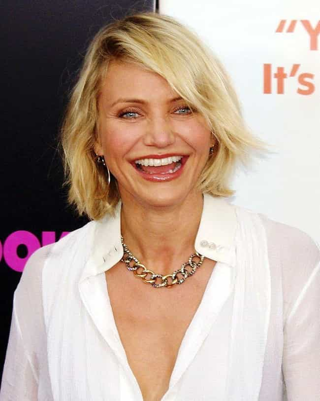Cameron Diaz is listed (or ranked) 2 on the list 20 Actors Who Actually Do Their Own Stunts