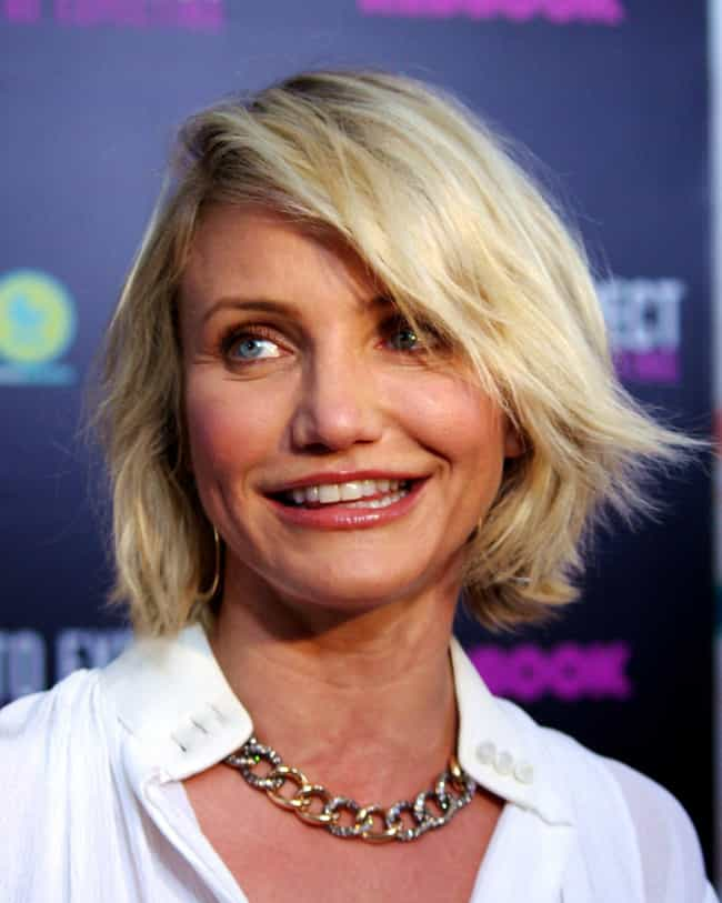 Cameron Diaz is listed (or ranked) 3 on the list 20 Celebrities Who Do CrossFit
