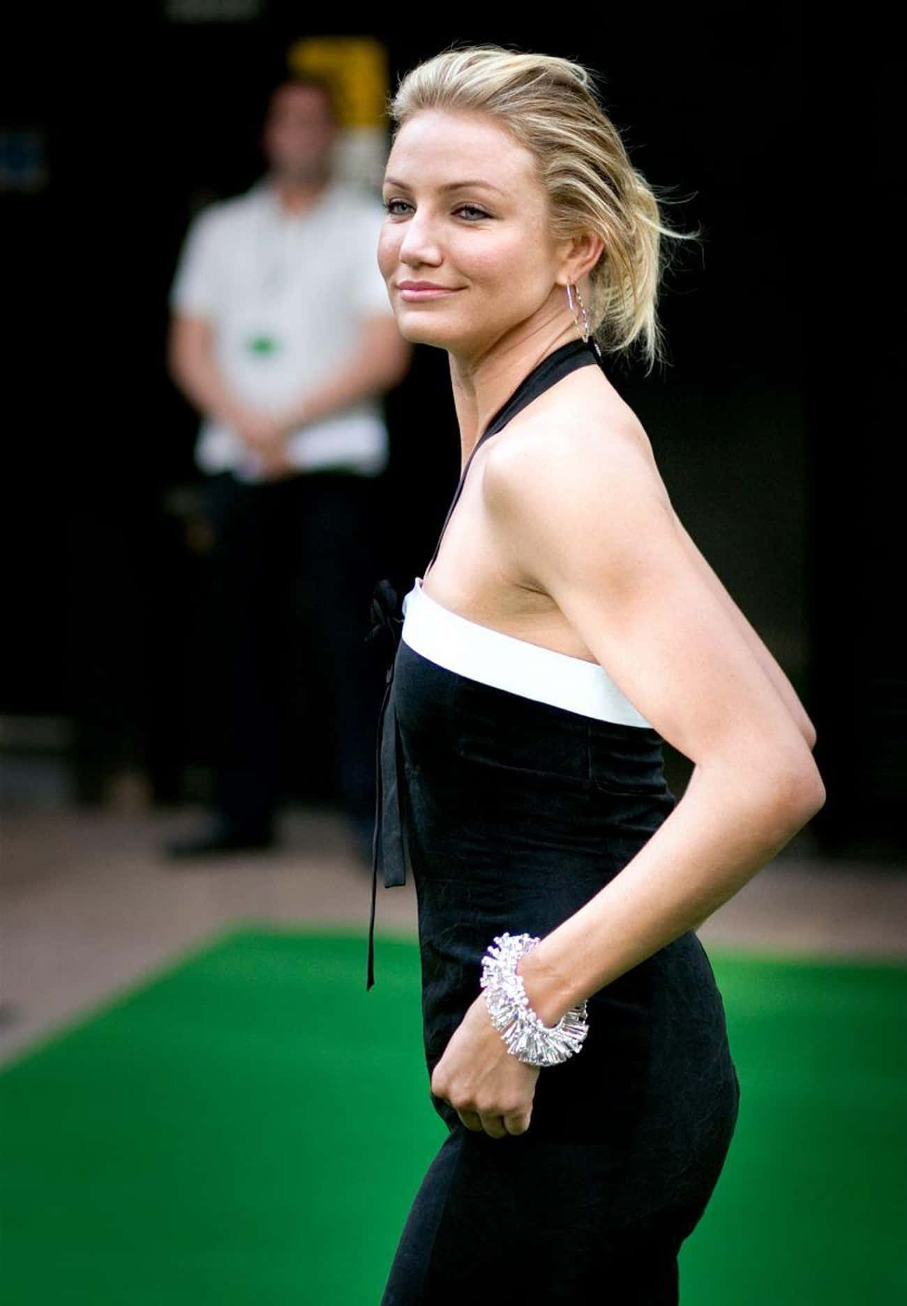 Cameron Diaz is listed (or ranked) 3 on the list 20 Famous ESFPs