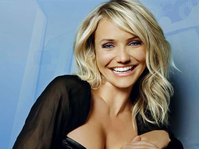 Cameron Diaz is listed (or ranked) 2 on the list 23 Actors Who Actually Do Their Own Stunts