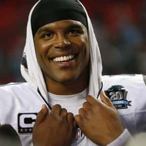 Cam Newton is listed (or ranked) 1 on the list The Best Carolina Panthers Quarterbacks of All Time