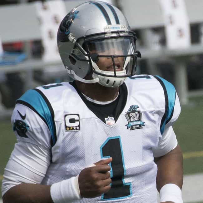 Cam Newton is listed (or ranked) 2 on the list Famous Blinn College Alumni