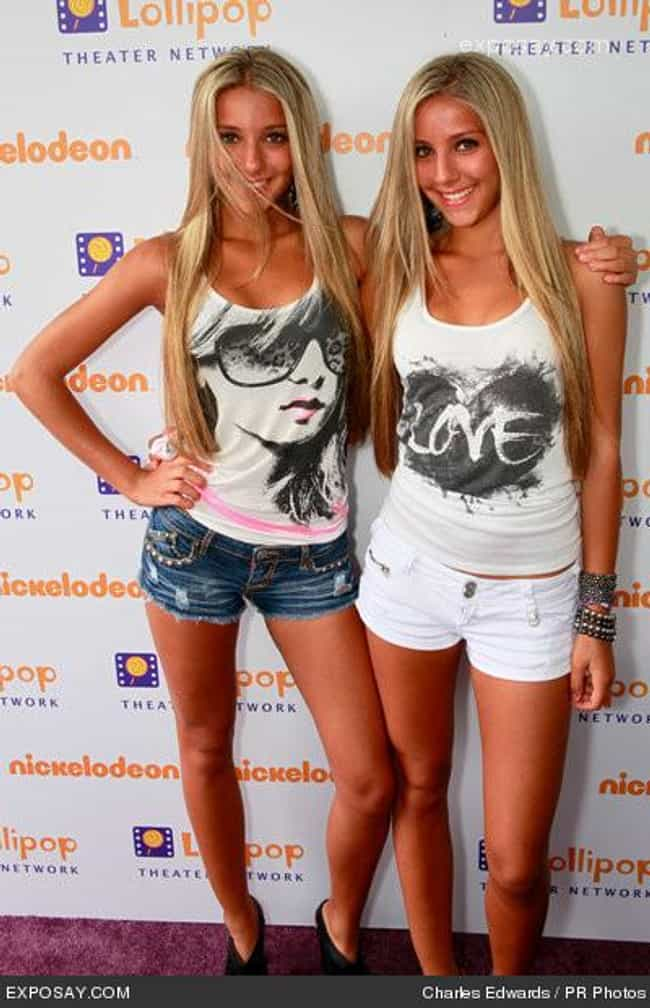 The 40 Sexiest Sets Of Hot Celebrity Twins