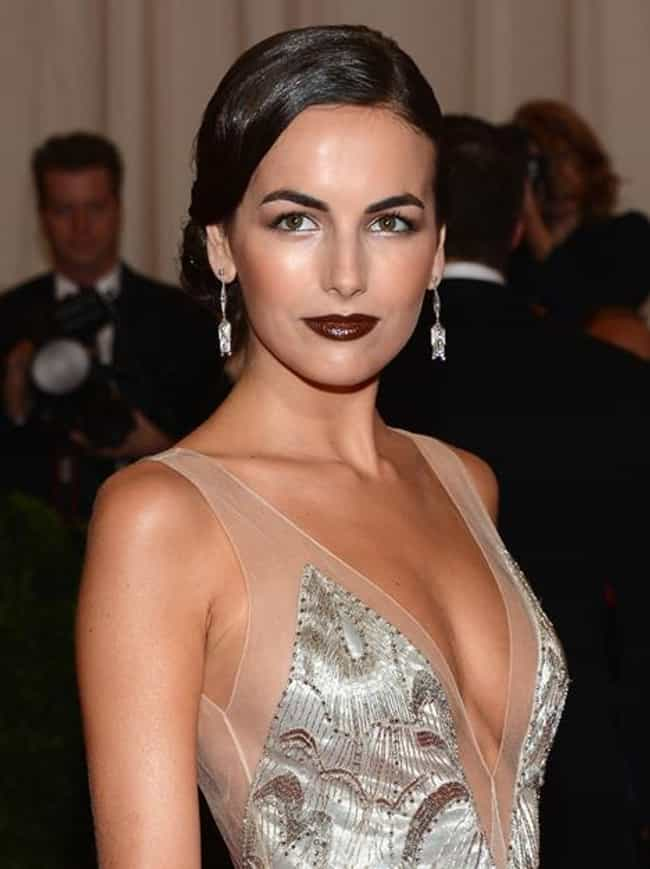Camilla Belle is listed (or ranked) 4 on the list The Most Beautiful Women with Hazel Eyes
