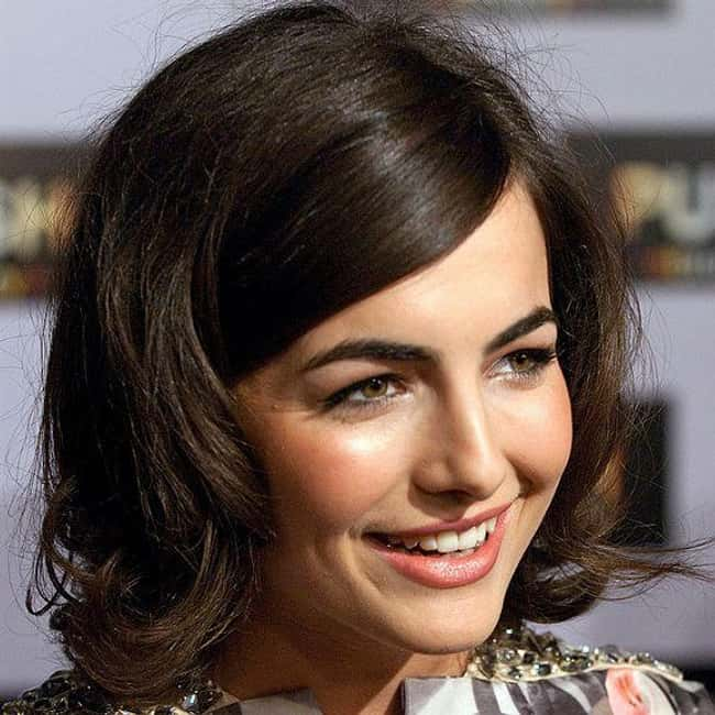 Camilla Belle is listed (or ranked) 91 on the list The Most Captivating Celebrity Eyes (Women)