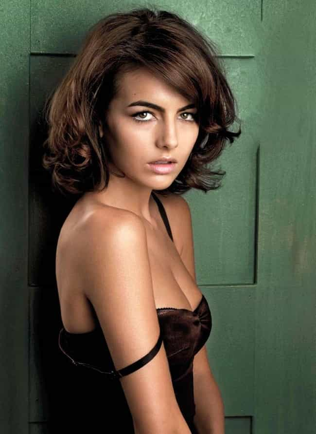 Camilla Belle is listed (or ranked) 3 on the list The Most Beautiful Emerging Star Celebrities