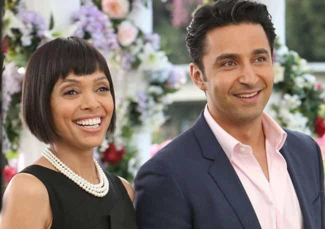 Camille Saroyan is listed (or ranked) 3 on the list 16 Unexpected TV Couples No One Predicted