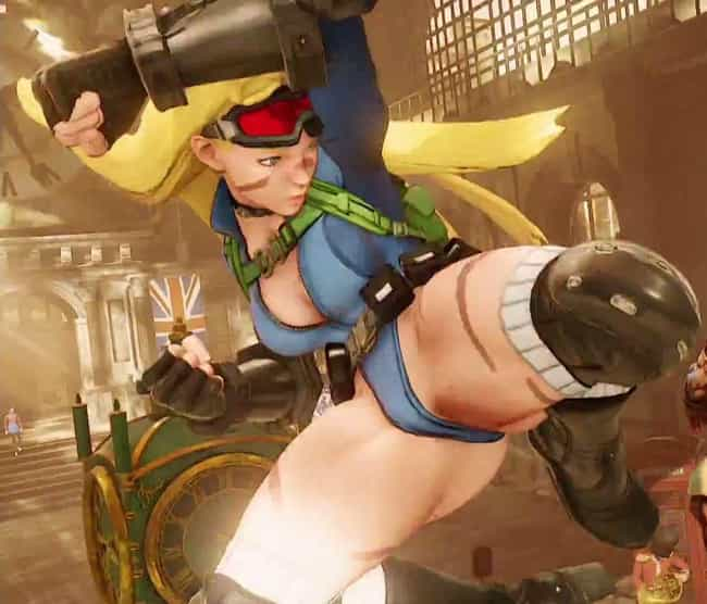 Cammy is listed (or ranked) 4 on the list The 15 Greatest Femme Fatales In Gaming History
