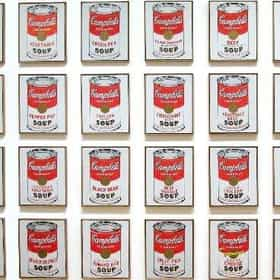Campbell's Soup Cans