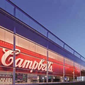 Campbell Soup Company is listed (or ranked) 9 on the list Companies Headquartered in New Jersey