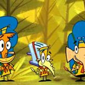 Camp Lazlo is listed (or ranked) 25 on the list The Best Boomerang TV Shows