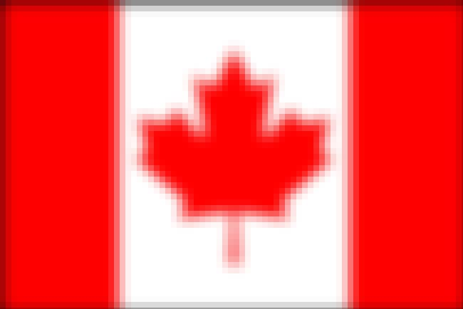 Canada is listed (or ranked) 4 on the list The Coolest National Flags
